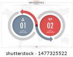 infographic business horizontal ...   Shutterstock .eps vector #1477325522