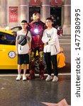 hollywood walk of fame ... | Shutterstock . vector #1477380995