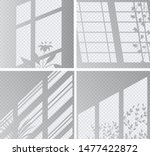 set the overlay shadow effects. ... | Shutterstock .eps vector #1477422872