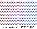 dark blue  red vector...   Shutterstock .eps vector #1477503905