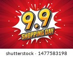 9.9 Shopping Day Font...
