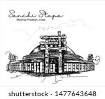 Sanchi Stupa Madhya Pradesh...