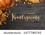 Thanksgiving Greetings....