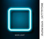 graphic design of neon light  ... | Shutterstock .eps vector #1477797548