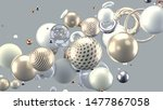 beautiful abstract background... | Shutterstock . vector #1477867058