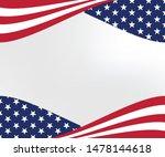 happy labor day vector... | Shutterstock .eps vector #1478144618