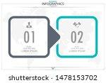 infographic business horizontal ... | Shutterstock .eps vector #1478153702