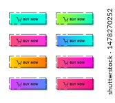 web buttons flat design... | Shutterstock .eps vector #1478270252