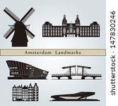 Amsterdam Landmarks And...