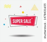 set of sale tags. sale ...   Shutterstock .eps vector #1478431655