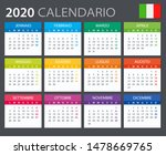 vector template of color 2020... | Shutterstock .eps vector #1478669765