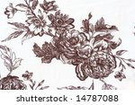 floral vintage background | Shutterstock . vector #14787088