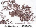 floral vintage background   Shutterstock . vector #14787088