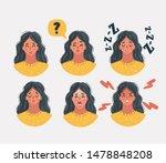 cartoon vector illustration of... | Shutterstock .eps vector #1478848208