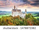 Neuschwanstein Castle   Summer...