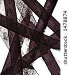 abstract ink print | Shutterstock . vector #1478874