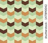 abstract geometric retro... | Shutterstock .eps vector #147890042