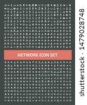 database and network vector... | Shutterstock .eps vector #1479028748