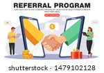 refer a friend or referral...