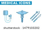 set vector line icons  sign in... | Shutterstock .eps vector #1479103202