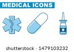 set vector line icons  sign in... | Shutterstock .eps vector #1479103232