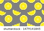 vector seamless background with ... | Shutterstock .eps vector #1479141845