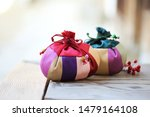 Stock photo korean traditional new year s image lucky bag 1479164108