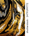 agate crystal. golden swirl ...   Shutterstock . vector #1479199772