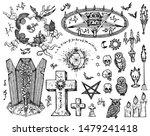 vector engraved illustration in ...   Shutterstock .eps vector #1479241418