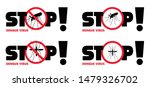 no stop dengue fever malaria... | Shutterstock .eps vector #1479326702