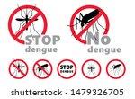 no stop dengue fever malaria... | Shutterstock .eps vector #1479326705