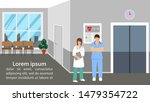 landing page. medical topics.... | Shutterstock .eps vector #1479354722
