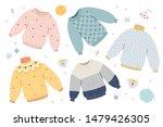 handdrawn vector illustrations... | Shutterstock .eps vector #1479426305