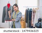 fashion designer stylist in...   Shutterstock . vector #1479436325