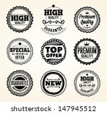 hand drawn product promotion... | Shutterstock .eps vector #147945512