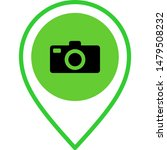 location icon  place for... | Shutterstock .eps vector #1479508232
