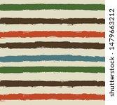 striped pattern  hand drawn... | Shutterstock .eps vector #1479663212