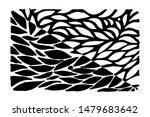 hand drawn grunge texture.... | Shutterstock .eps vector #1479683642