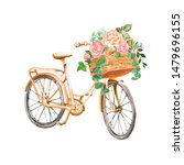 Summer Romantic Clipart With...