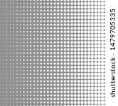 abstract halftone dotted... | Shutterstock .eps vector #1479705335