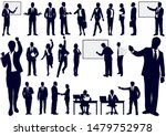 set of business people in...   Shutterstock .eps vector #1479752978