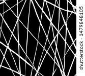 grunge brush pattern. texture.... | Shutterstock .eps vector #1479848105