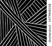 grunge brush pattern. texture.... | Shutterstock .eps vector #1479848108