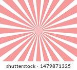grunge sunburst pink abstract... | Shutterstock .eps vector #1479871325