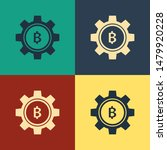 color cryptocurrency coin...   Shutterstock .eps vector #1479920228