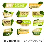 vegan emblem. fresh nature... | Shutterstock . vector #1479970748