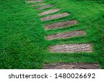 the park has a way with green...   Shutterstock . vector #1480026692