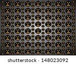 halloween background vector...   Shutterstock .eps vector #148023092
