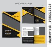 creative brochure templates... | Shutterstock .eps vector #1480319528
