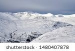 The Snow Covered Summits Of...